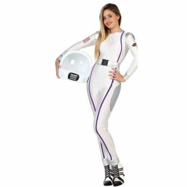 Sexy astronauten verkleed outfit/outfit dames