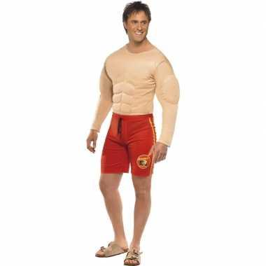 Sexy  Baywatch mannen zwembroek outfit