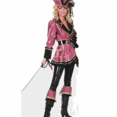 Sexy  Carnavalsoutfit Piraat dames