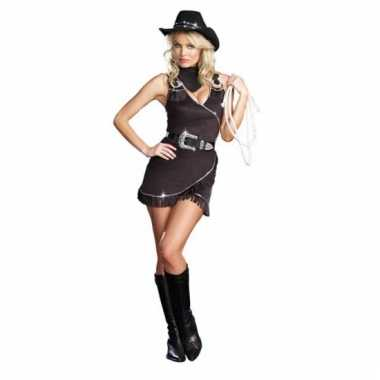 Sexy dames outfit cowboy