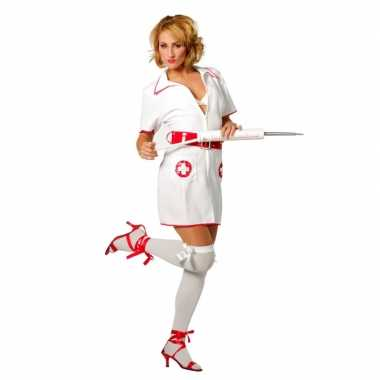 Sexy  Dames Verpleegster carnavalsoutfit