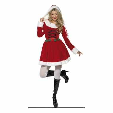 Sexy  Kerstjurk lange mouwen dames outfit
