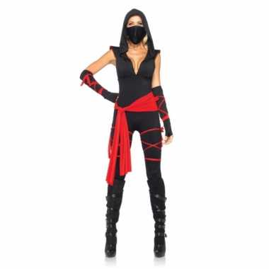 Sexy  Ninja dames outfit