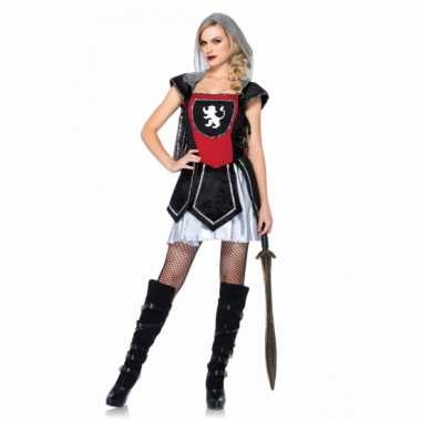 Sexy ridder jurkje dames outfit