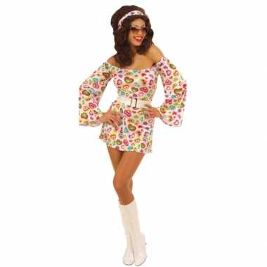 Sexy  Sixties jurk vrouwen outfit