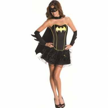 Sexy  Superheld Batgirl carnavalsoutfit
